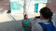 """""""Gabriela directora del Centro de Atención al Centro de Niños y Adolescentes Trabajadores de CANAT"""""""